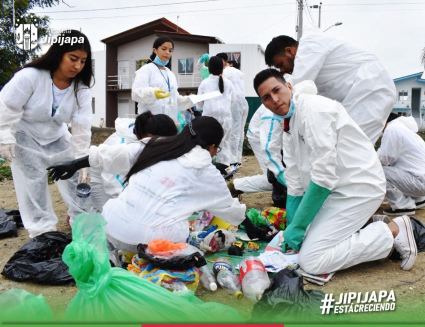 "Plan ambiental ""MI Barrio Verde"""