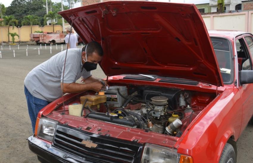 Se retoma el servicio de matriculación vehicular